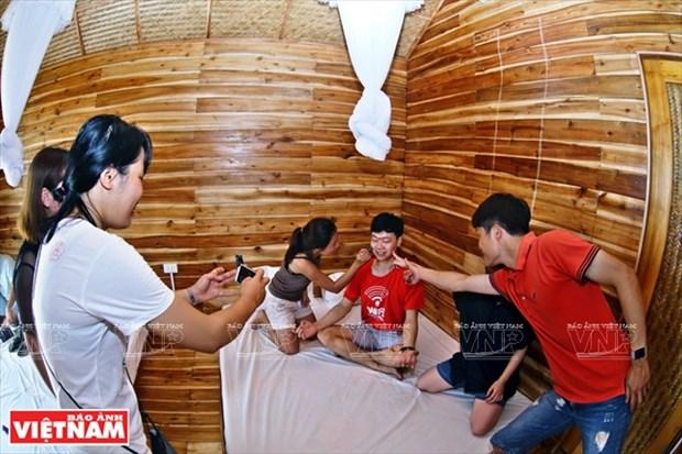 姑苏岛——吸引游客前来避暑休闲 的理想之地 hinh anh 15