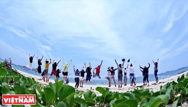 姑苏岛——吸引游客前来避暑休闲 的理想之地 hinh anh 16