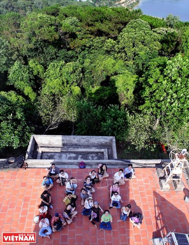 姑苏岛——吸引游客前来避暑休闲 的理想之地 hinh anh 8