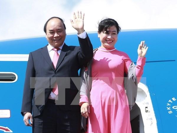 越南出席二十国集团峰会:传递出越南经济活跃增长的信号 hinh anh 1