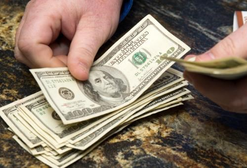 5日越盾兑美元中心汇率上涨4越盾 hinh anh 1