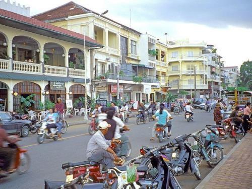 2017年第一季度柬埔寨外资流入量大幅下降 hinh anh 1