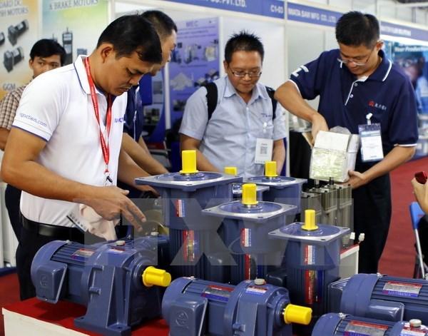 2017年越南国际精密工程、机床及金属加工展开展 展商多达410多家 hinh anh 1