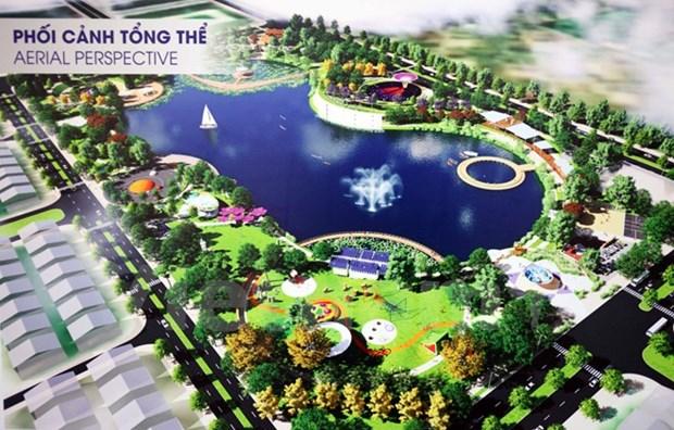 东南亚首个户外天文公园将在越南河内市兴建 hinh anh 1