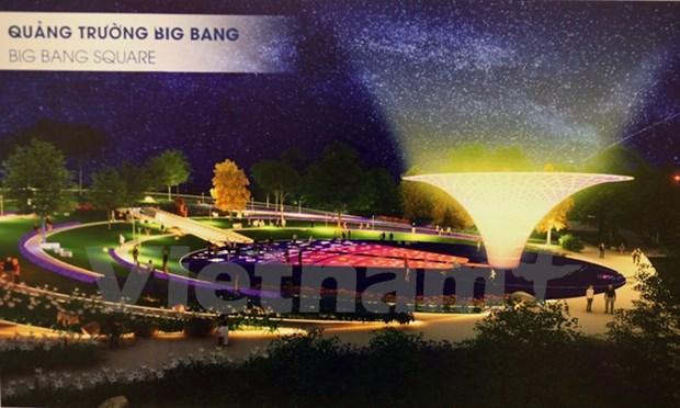 东南亚首个户外天文公园将在越南河内市兴建 hinh anh 2