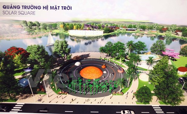 东南亚首个户外天文公园将在越南河内市兴建 hinh anh 3