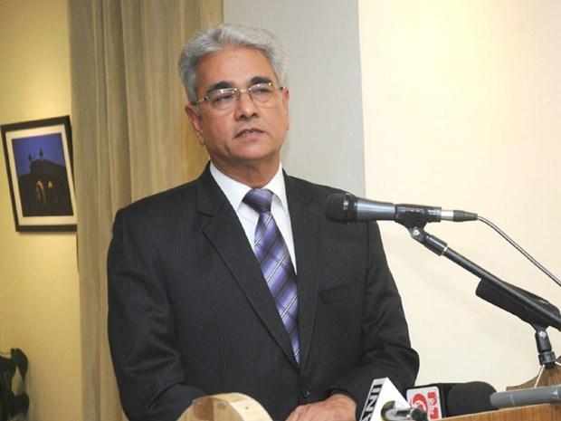 国会副主席杜伯巳会见印度审计总署代表团 hinh anh 1