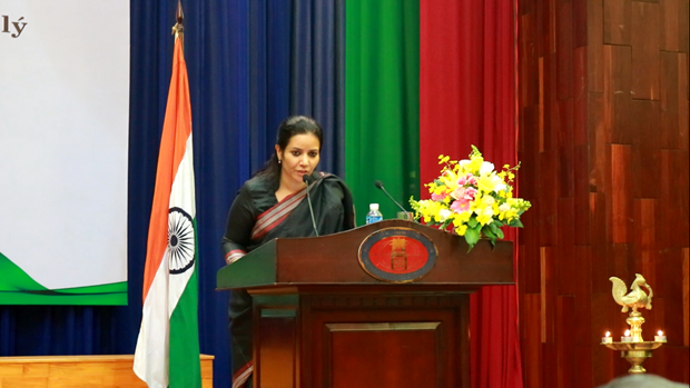 越南与印度加强信仰旅游和医疗旅游的合作 hinh anh 1
