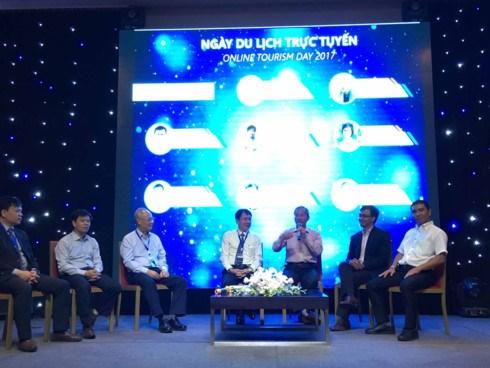 推动在线旅游发展是越南旅游业必由之路 hinh anh 1