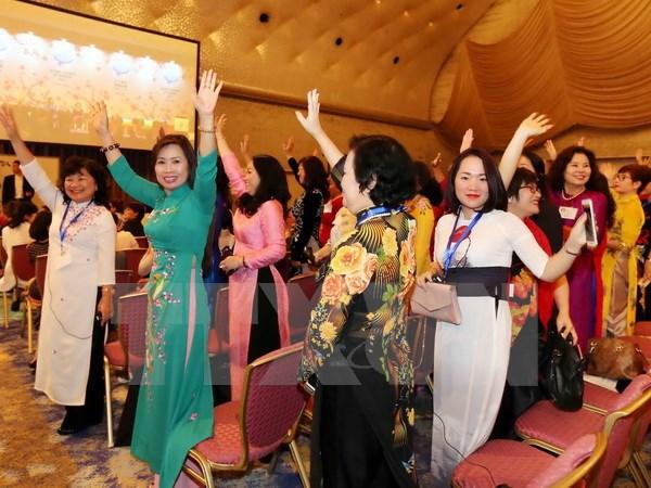 越南努力为妇女创业搭建有效平台 hinh anh 1