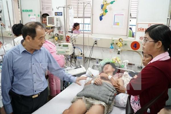 越南胡志明市努力开展疾病预防控制工作 hinh anh 1