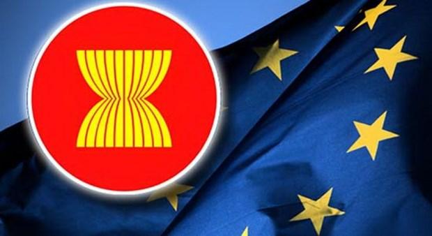 欧盟支持东盟在地区的核心作用 hinh anh 1
