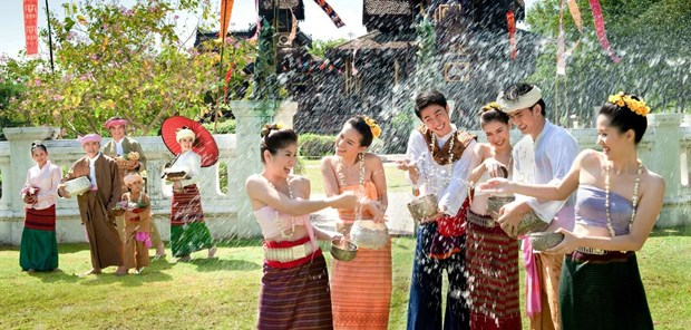 保护与弘扬越老边境地区传统文化价值 hinh anh 2