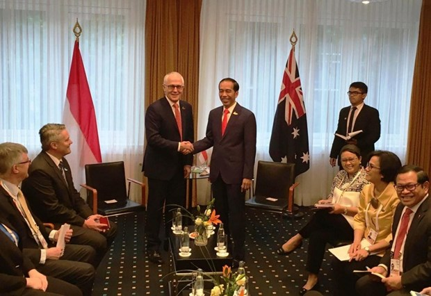 G20峰会:澳大利亚与印尼同意今年低完成全面经济合作协议谈判 hinh anh 1
