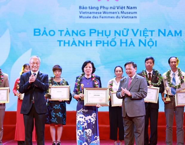 越南许多优秀旅游企业受表彰 hinh anh 2