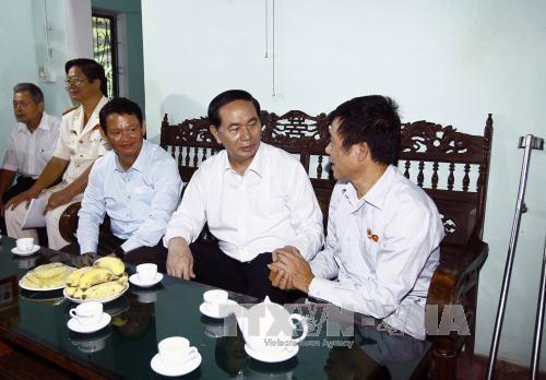 陈大光:老街省需力争成为西北地区的发达省份 hinh anh 4
