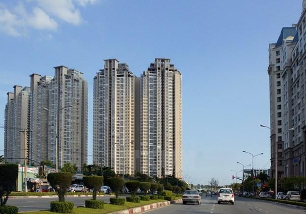 经济放缓导致东盟房地产市场低迷 hinh anh 1