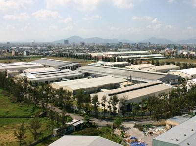 2017年上半年岘港市各工业区和高科技园区引进投资项目17个 hinh anh 1