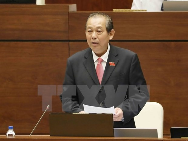 越南政府副总理张和平即将出访马来西亚和新加坡 hinh anh 1