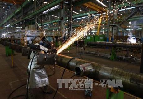 罗马尼亚计划招聘300名越南焊接工人和钢铁工人 hinh anh 1