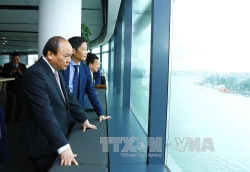 政府总理阮春福:越南重视促进与荷兰的全面合作 鼓励两国各地方加强合作 hinh anh 3