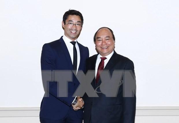 越南政府总理阮春福:越南政府将外国投资者的成功视为自己的成功 hinh anh 3