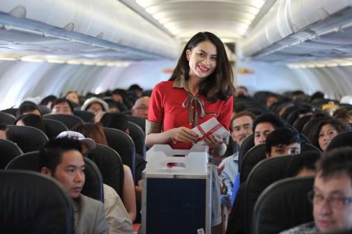 越捷推出从韩国首尔、釜山至柬埔寨暹粒省航线的特价机票 hinh anh 2