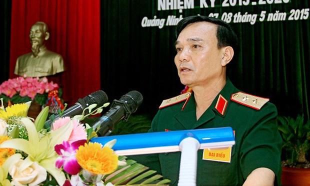 苏丹高级军事学院代表团对越南进行访问 hinh anh 1