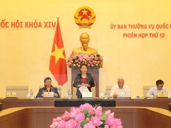 国会常务委员会对国会第三次会议成果总结报告提出意见 hinh anh 1