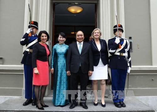 越副外长裴青山:阮春福总理对德国与荷兰的访问之旅在所有领域均取得成效 hinh anh 3