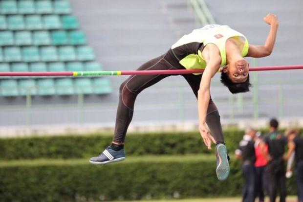 越南两名运动员参加2017年世界少年田径锦标赛 hinh anh 1