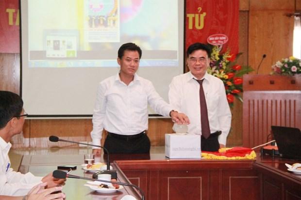 越南《友好杂志》报网正式开通 hinh anh 1