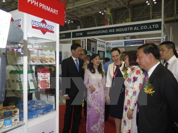 2017年越南胡志明市食品饮料、加工及包装技术展览会举行在即 hinh anh 1