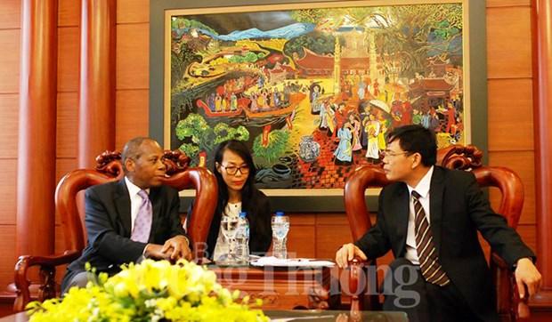 越南和莫桑比克促进农业领域的合作 hinh anh 1