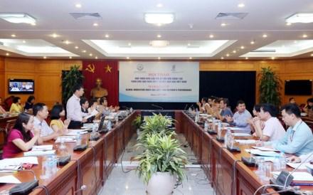 越南科技部公布2017年全球创新指数报告 hinh anh 1