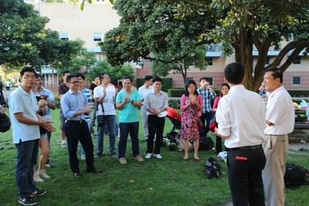 越南是在澳留学生人数第四多的国家 hinh anh 1