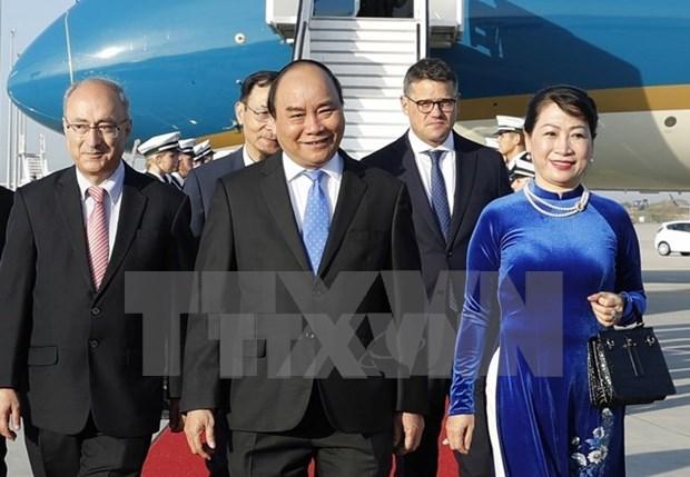 越南在全球一体化进程中的新地位 hinh anh 1