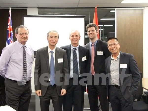 越南与西澳大利亚州企业进一步加强经贸合作 hinh anh 1