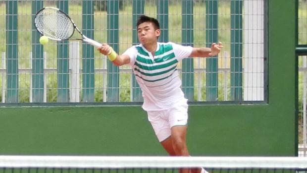 2017年中国男网F12未来赛:李黄南夺得男双冠军 hinh anh 1