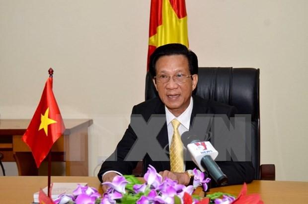 越柬建交50周年:越共中央总书记阮富仲访柬将有助于促进两国关系迈上新高度 hinh anh 1