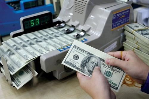 19日越盾兑美元中心汇率下跌3越盾 hinh anh 1