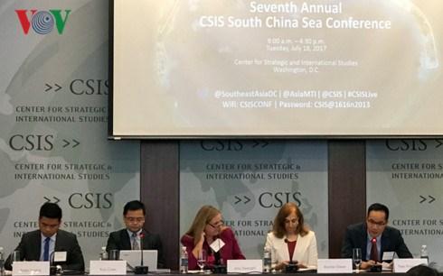 第七次东海问题年度研讨会在美国华盛顿举行 hinh anh 1