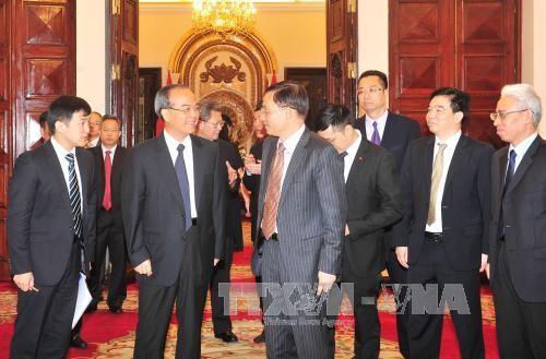 越南外交部与中国广东省第六次合作协调会议在河内召开 hinh anh 2