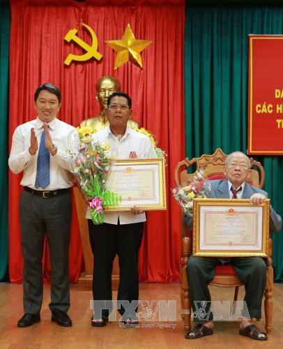 """得乐省向39位母亲授予和追授""""越南英雄母亲""""称号 hinh anh 3"""