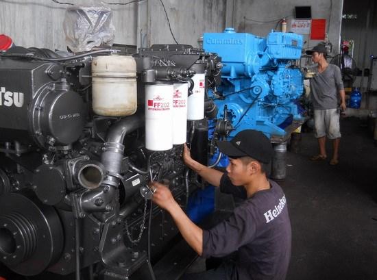越南庆和省为4200名渔民提供职业培训 hinh anh 1