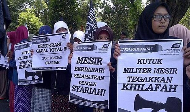 印尼政府查禁伊斯兰解放党活动 hinh anh 1