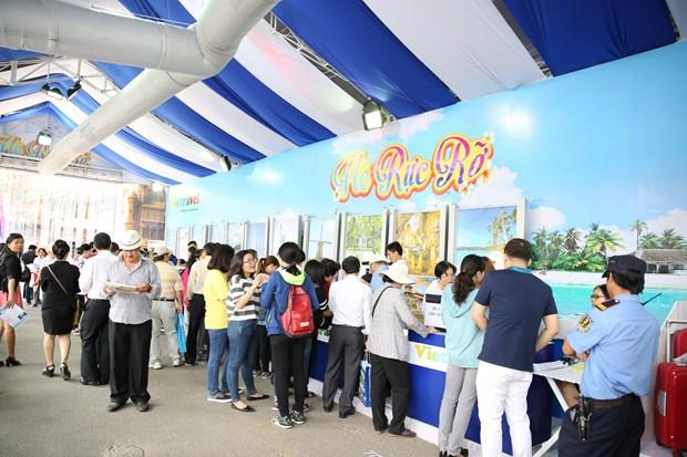 胡志明市国际旅游博览会展位达300间 hinh anh 1