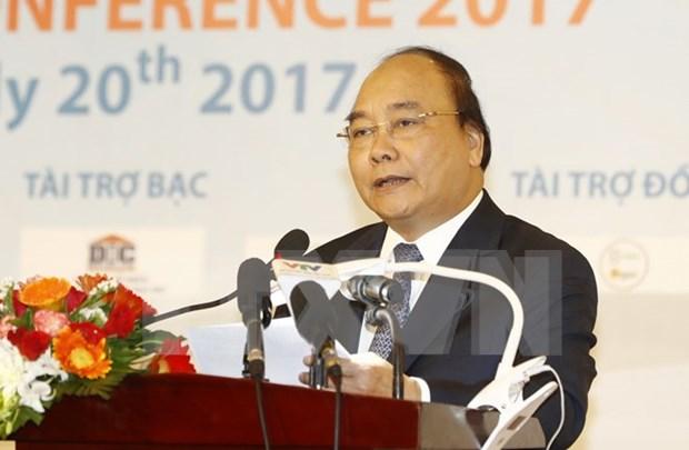 阮春福总理:槟椥省应坚持实事求是 愿意革新并接受改革 hinh anh 1