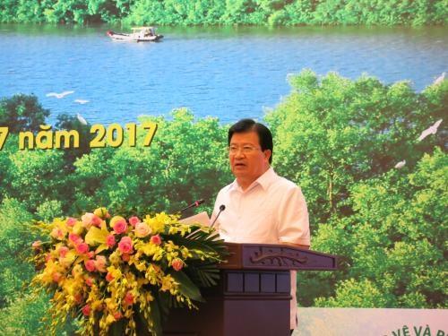 郑廷勇:努力实现三大目标 实现林业可持续发展 hinh anh 1