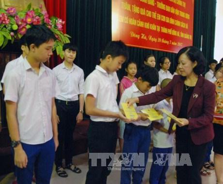 中央民运部部长:广治省应继续关照对革命有功者的生活 hinh anh 1